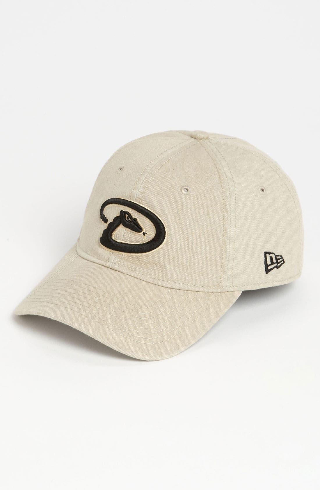 Alternate Image 1 Selected - New Era Cap 'Shoreline - Arizona Diamondbacks' Baseball Cap