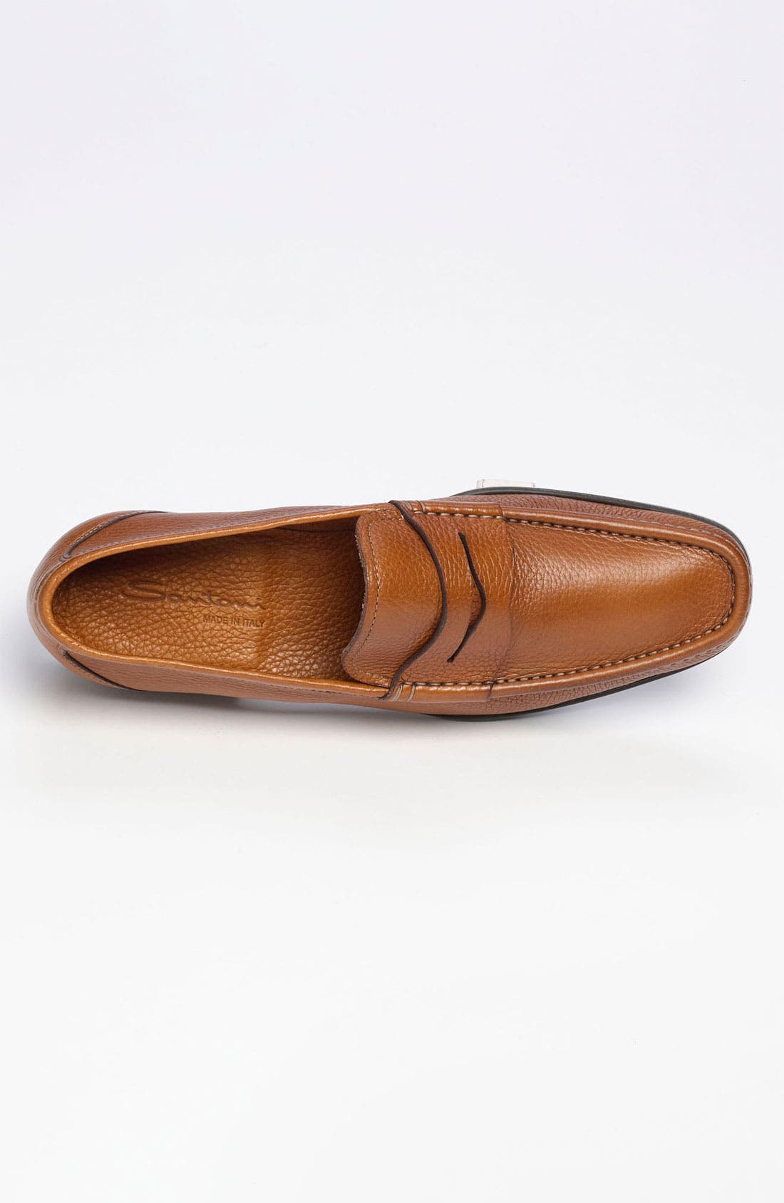 Alternate Image 3  - Santoni 'Tucker' Penny Loafer