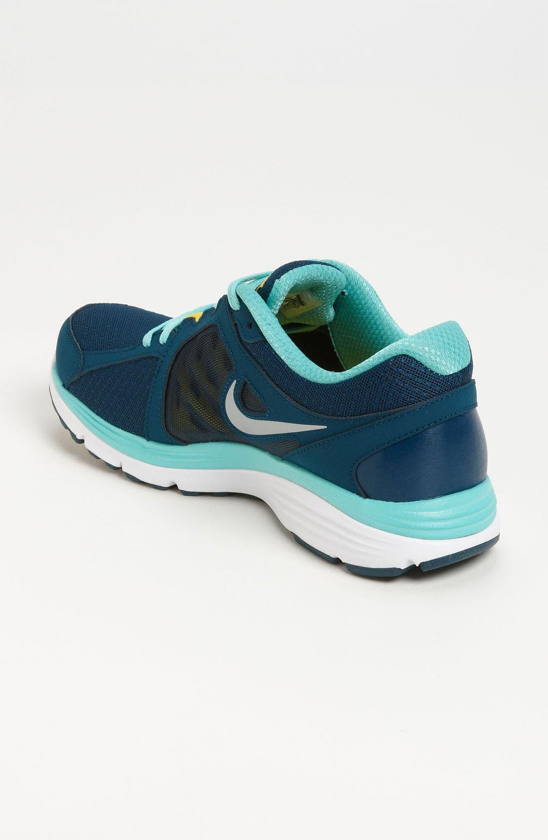 Alternate Image 2  - Nike 'Dual Fusion Run Livestrong' Running Shoe (Women)