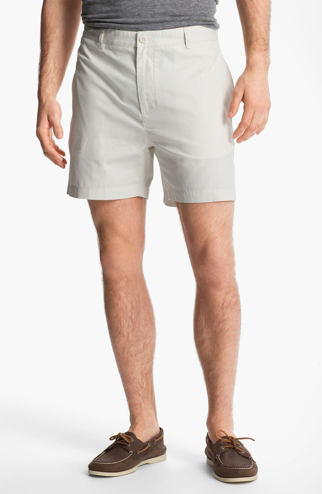 Alternate Image 1 Selected - Vineyard Vines 'Summer Club' Twill Shorts