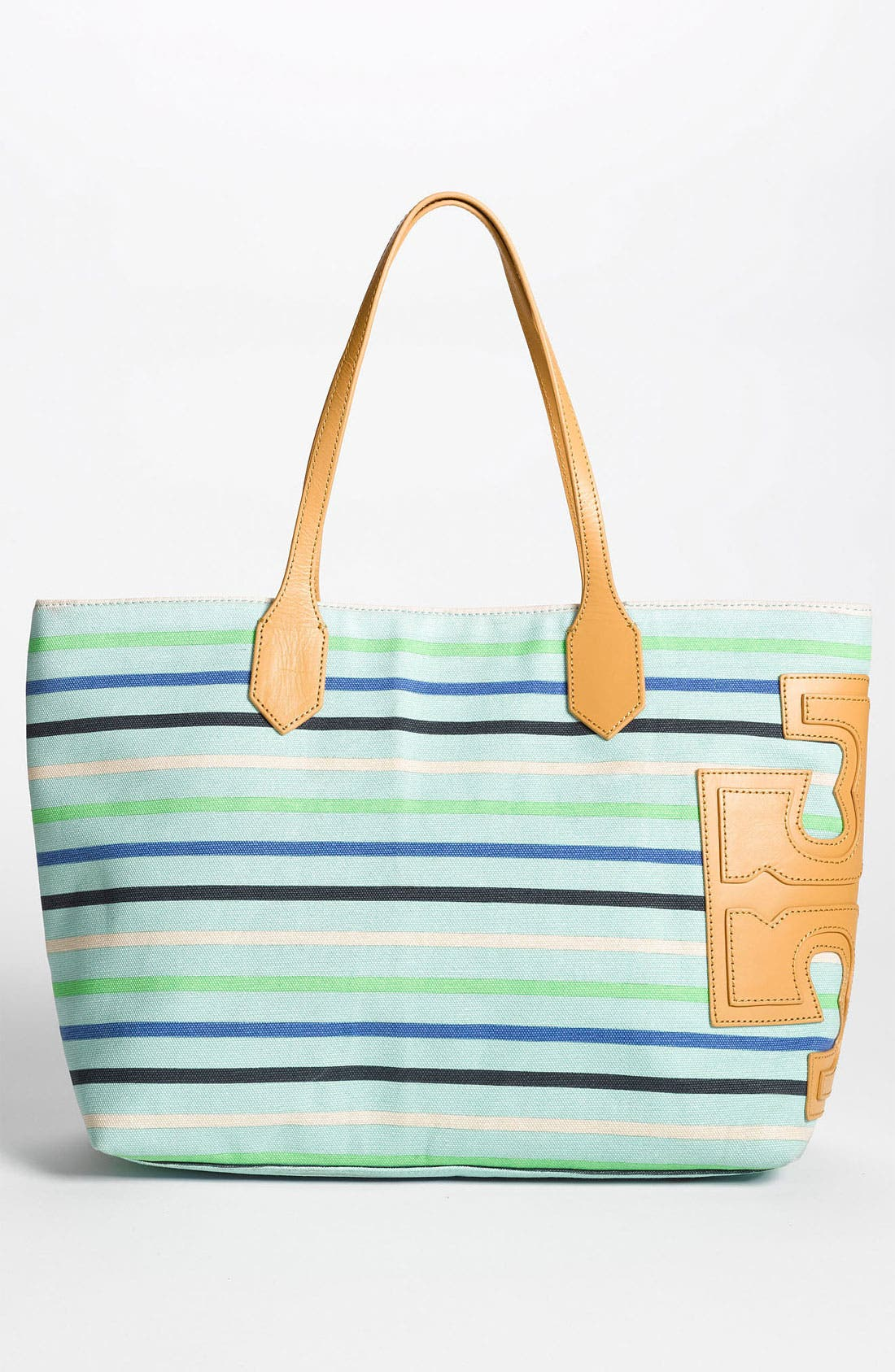 Alternate Image 4  - Tory Burch 'Stacked T' Tote