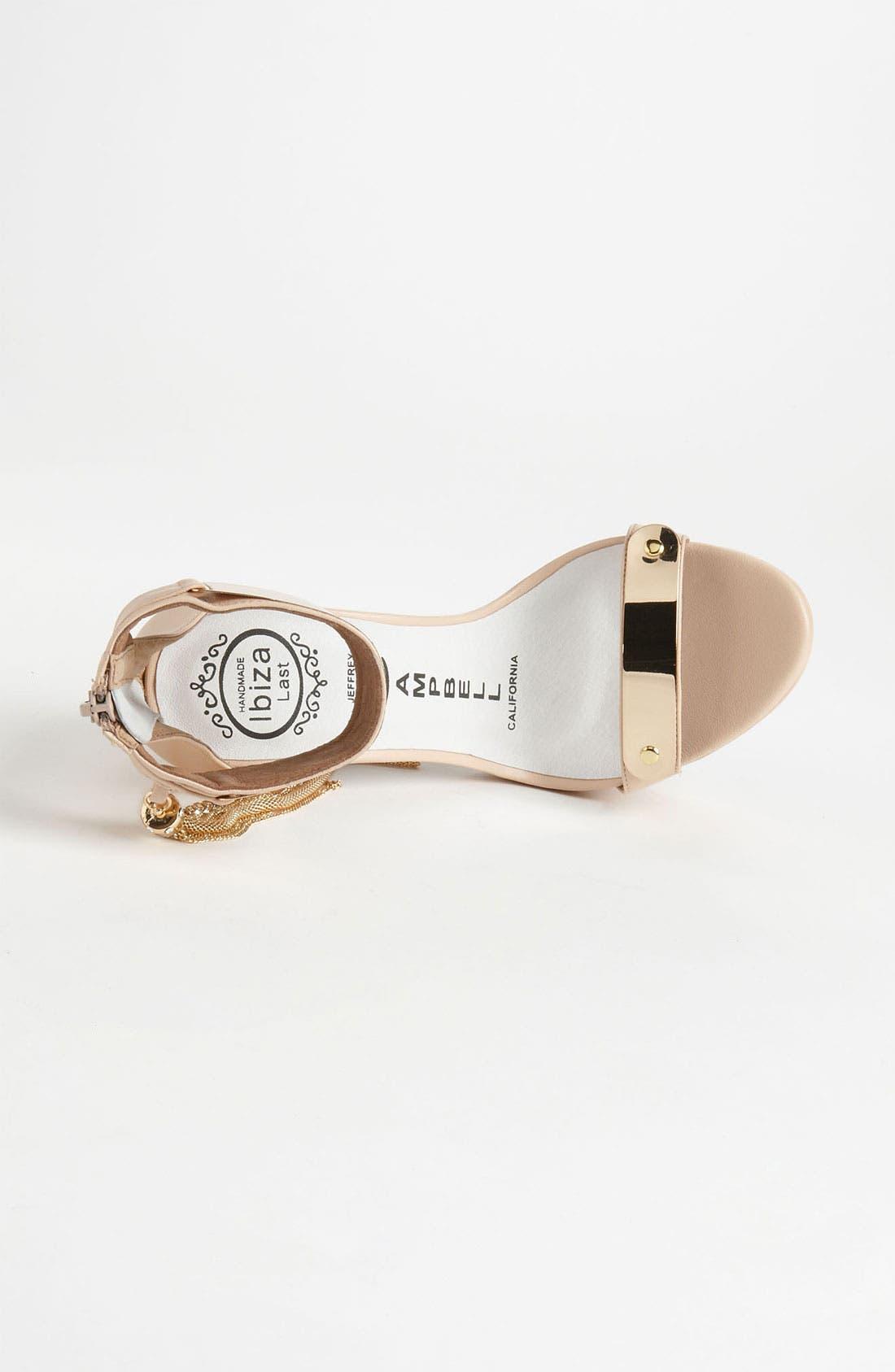 Alternate Image 3  - Jeffrey Campbell 'Tasha' Sandal