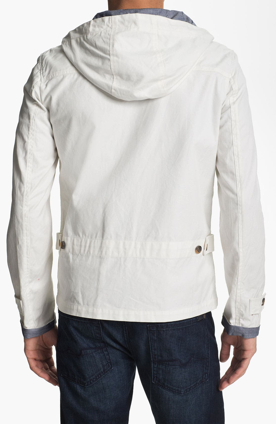 Alternate Image 2  - Antony Morato Hooded Jacket