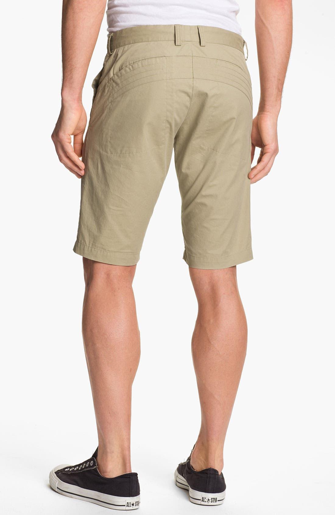 Alternate Image 2  - adidas SLVR Flat Front Shorts