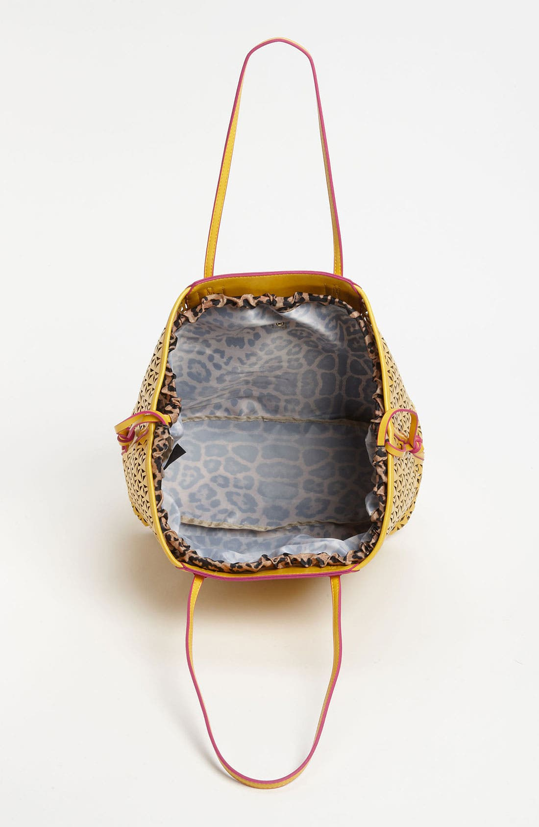 Alternate Image 3  - Sam Edelman 'Marina' Perforated Tote