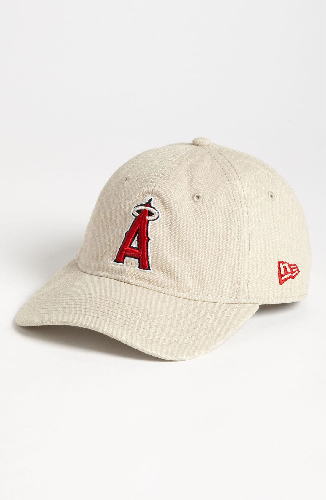 Alternate Image 1 Selected - New Era Cap 'Shoreline - Los Angeles Angels of Anaheim' Baseball Cap