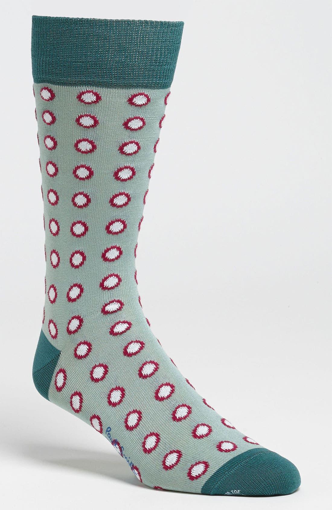 Main Image - Paul Smith Accessories 'London' Socks