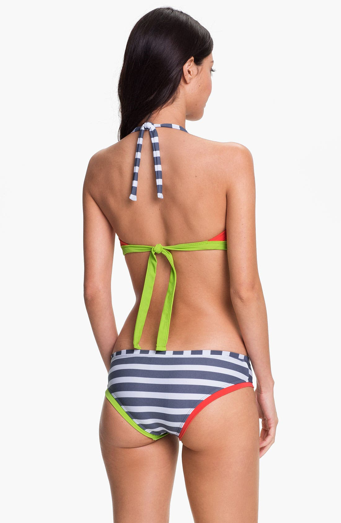 Alternate Image 4  - BCA 'Rugby Coastal' Bikini Bottoms