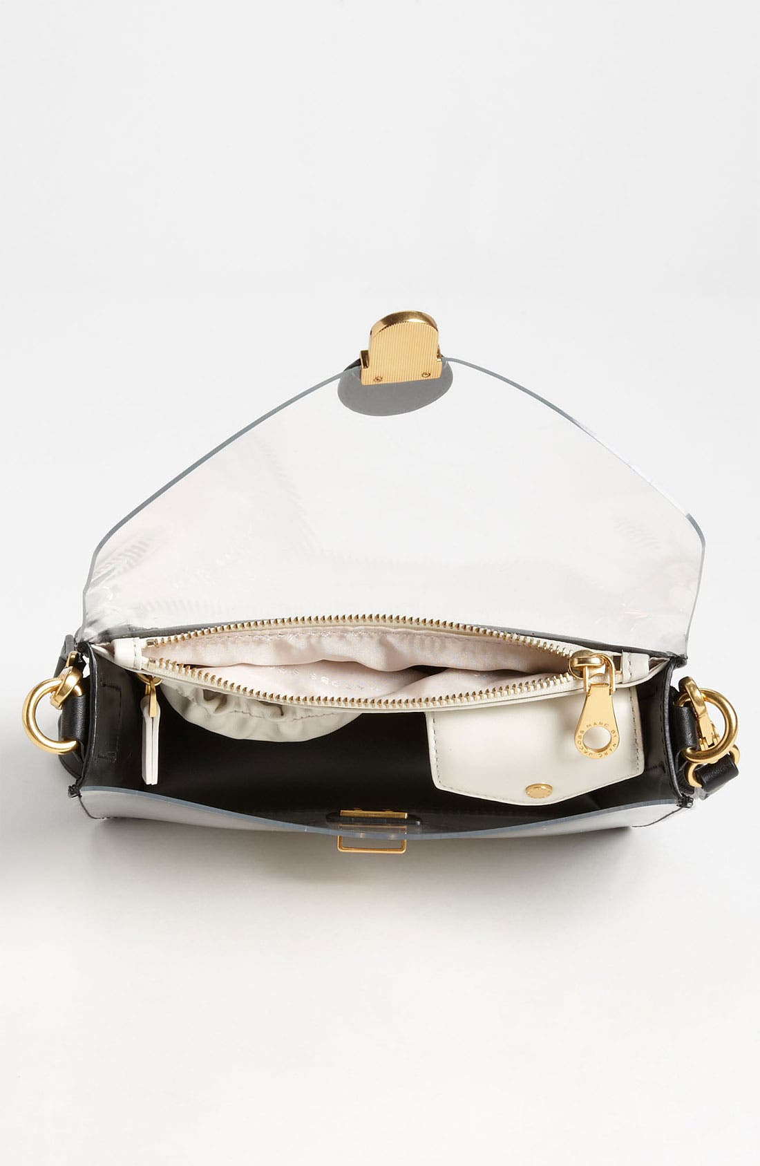Alternate Image 3  - MARC BY MARC JACOBS 'Clearly Colorblocked' Crossbody Bag
