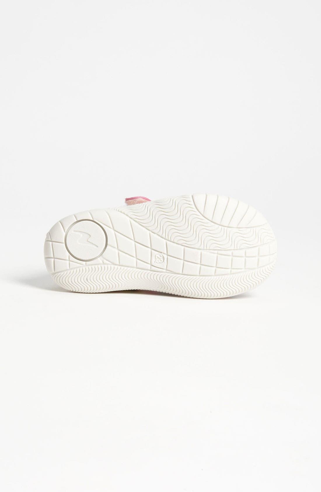 Alternate Image 4  - Naturino '7477' Mary Jane Sneaker (Baby & Walker)