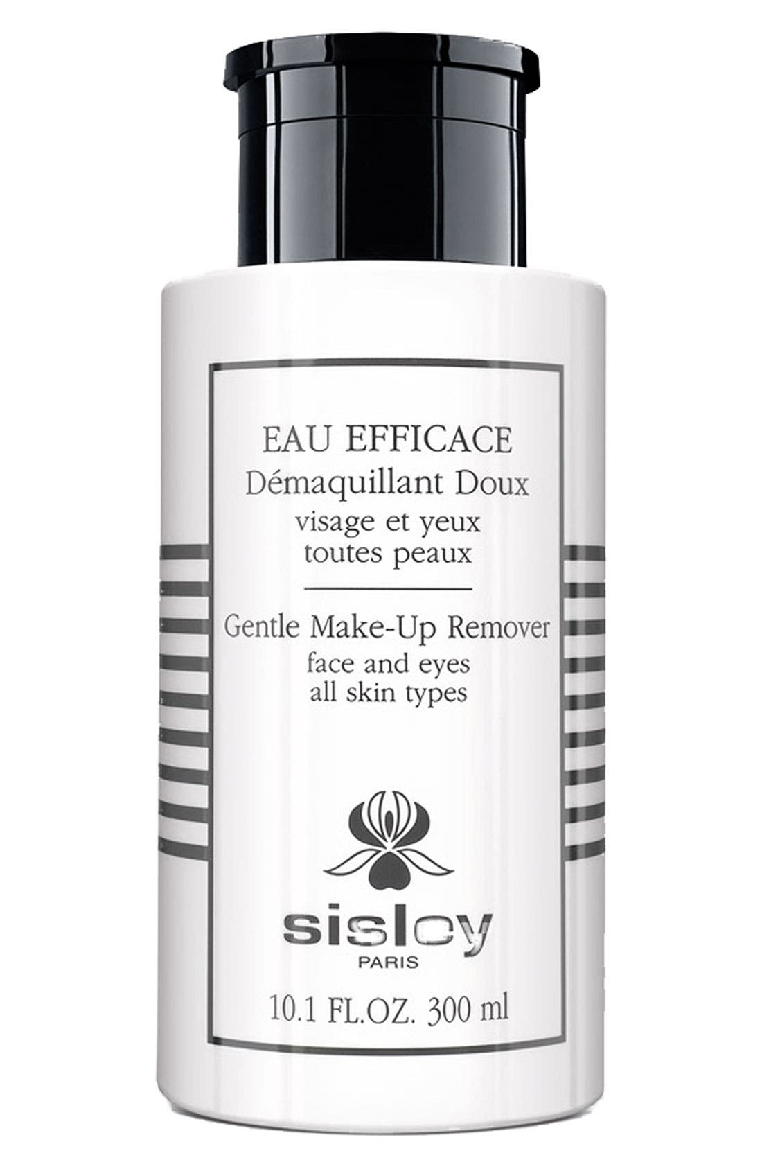Sisley Paris Gentle Make-Up Remover for Face and Eyes