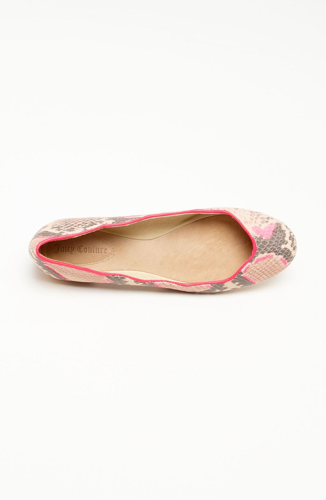 Alternate Image 3  - Juicy Couture 'Jailyn' Flat
