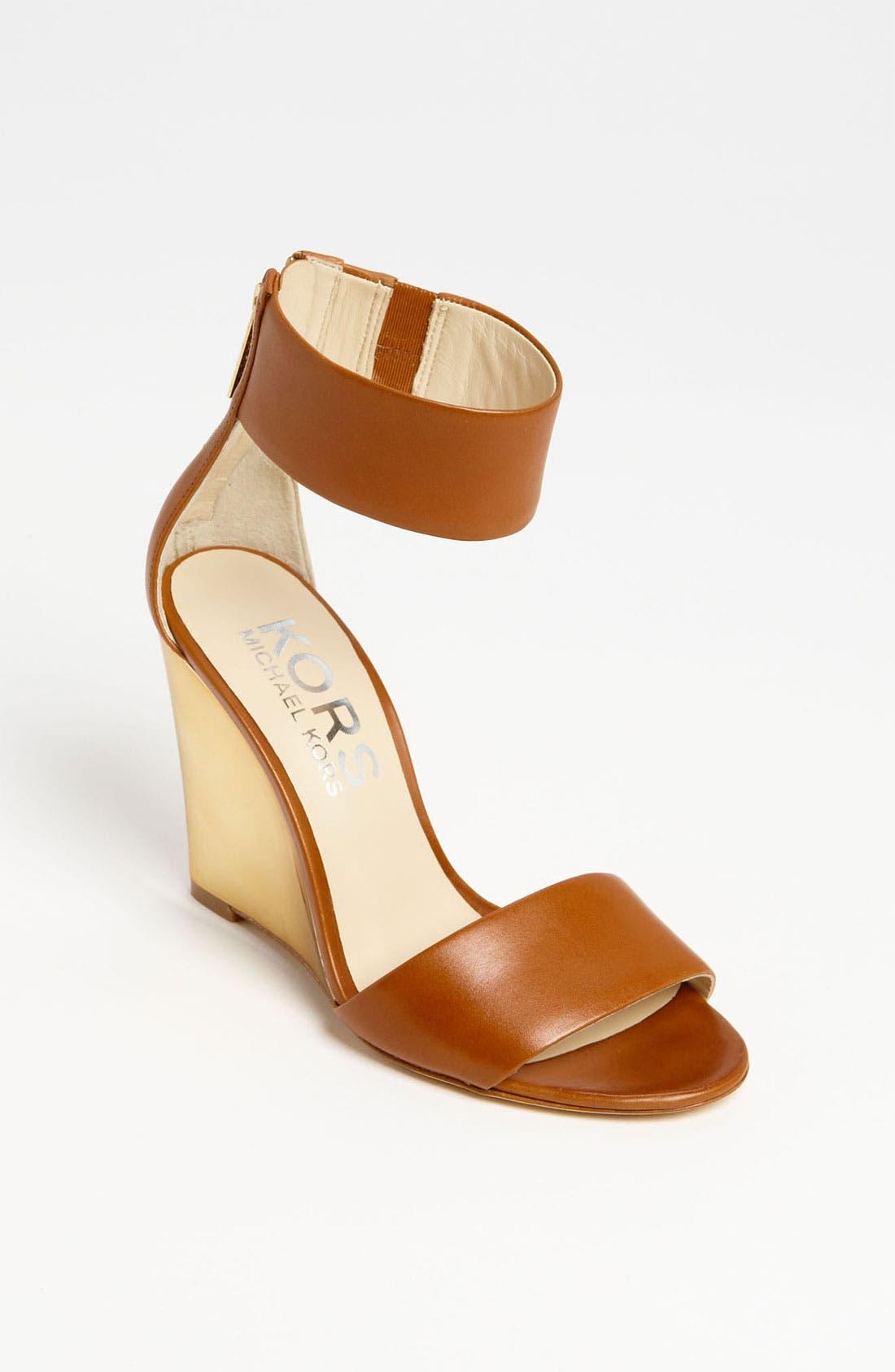 Alternate Image 1 Selected - KORS Michael Kors 'Rosalie' Sandal