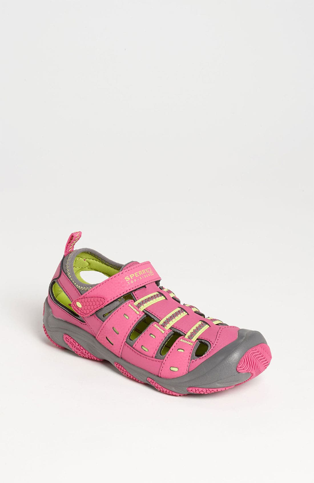 Alternate Image 1 Selected - Sperry Top-Sider® Kids 'Wet Tech Fisherman' Sandal (Walker, Toddler, Little Kid & Big Kid)