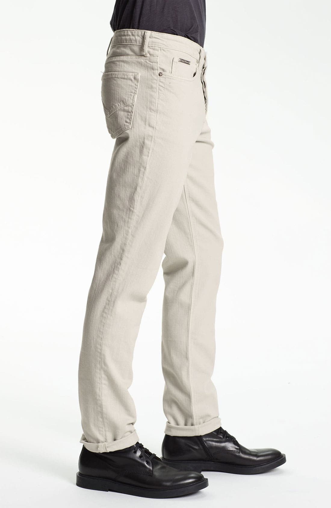 Alternate Image 3  - Zadig & Voltaire 'Strokes' Straight Leg Jeans