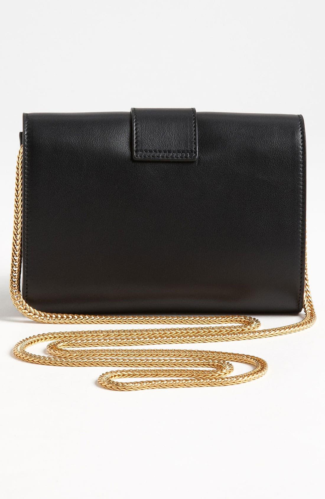 Alternate Image 4  - Saint Laurent 'Y Chain - Mini' Leather Handbag