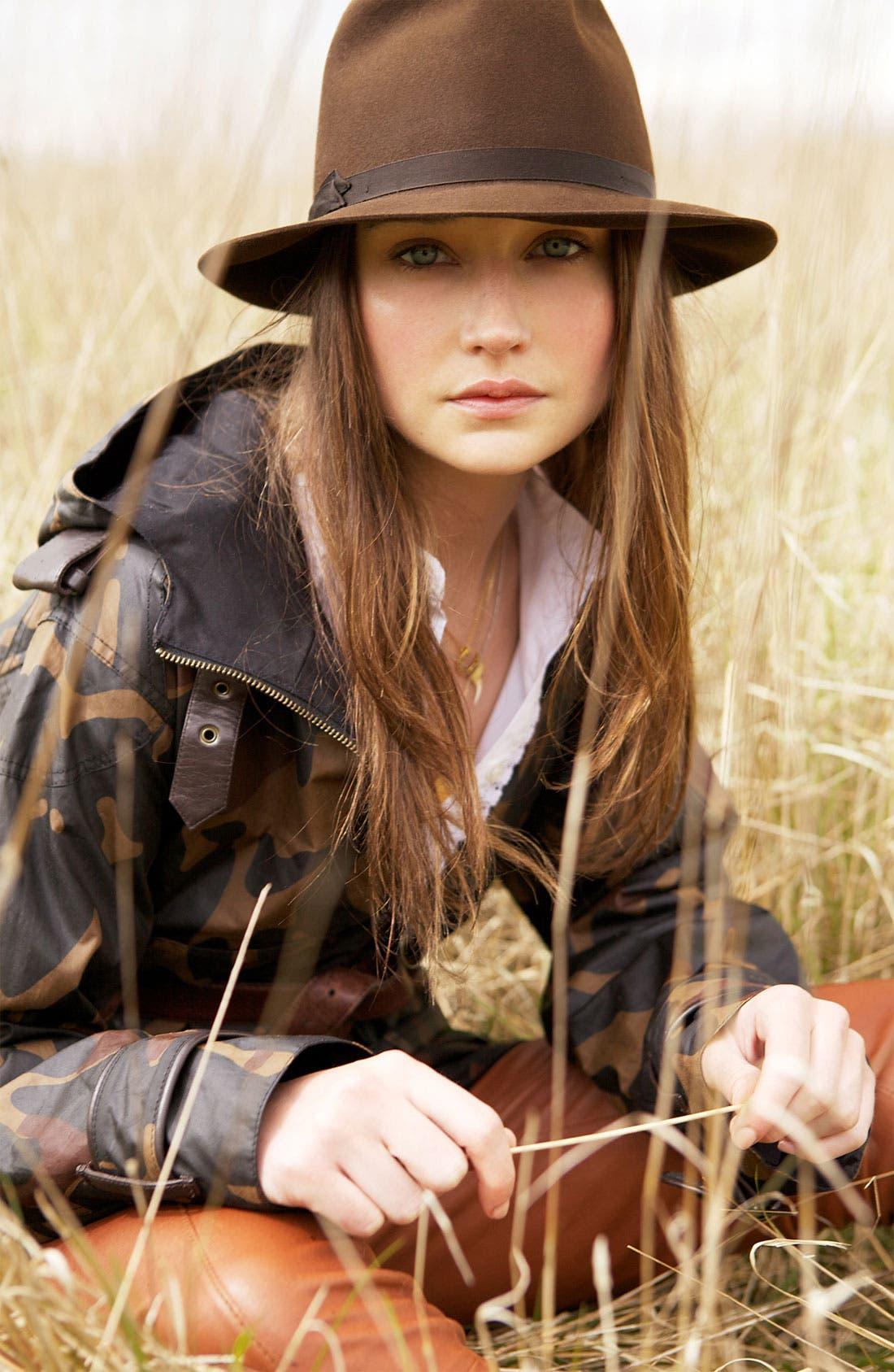 Alternate Image 5  - Temperley for Barbour Gold Label 'Amber' Parka