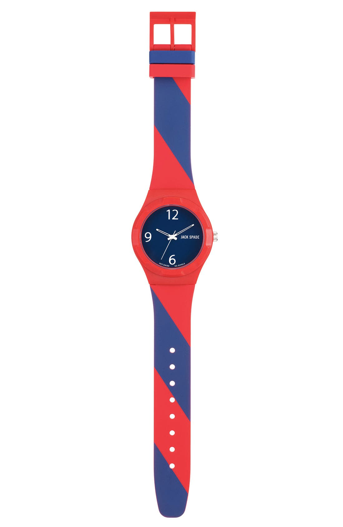 Alternate Image 2  - Jack Spade 'Graphic - Stripe' Watch, 40mm