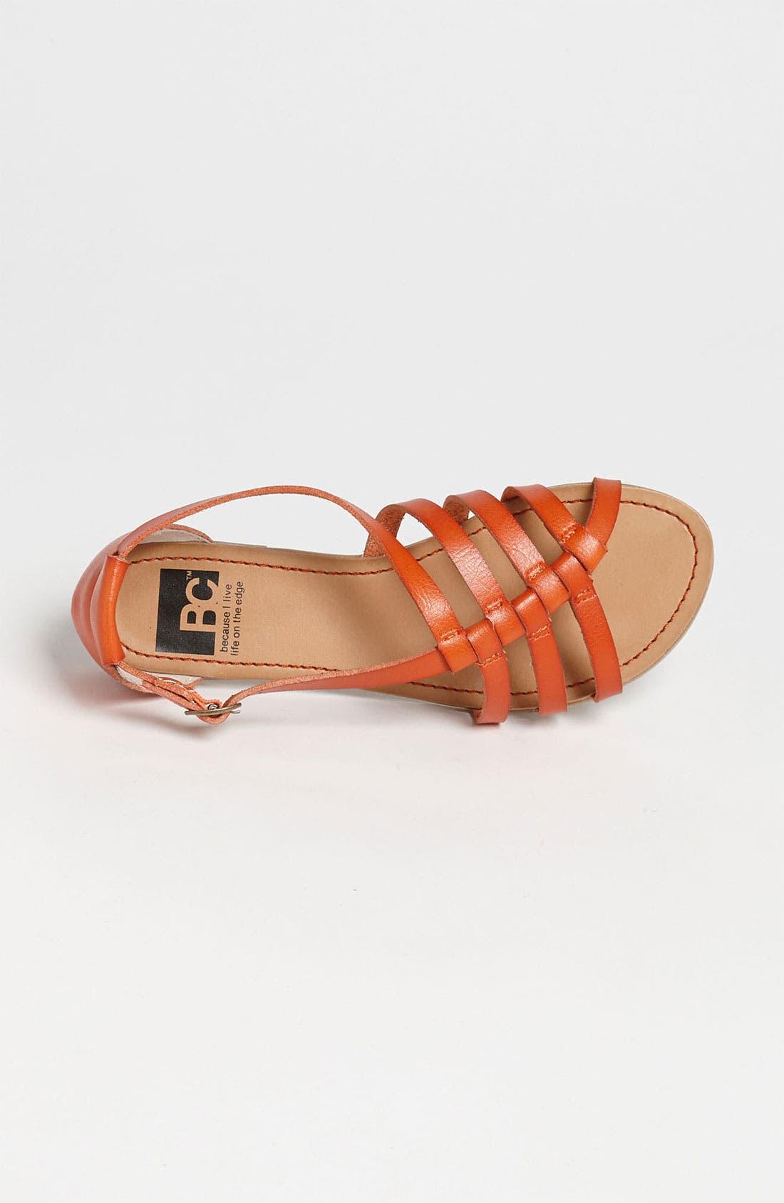 Alternate Image 3  - BC Footwear 'At Large' Sandal