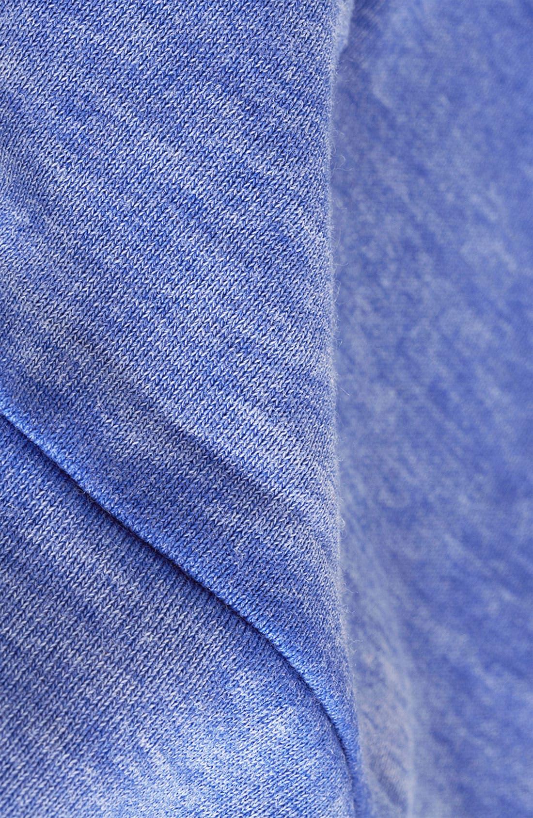 Alternate Image 3  - Topshop Crop Sweatshirt