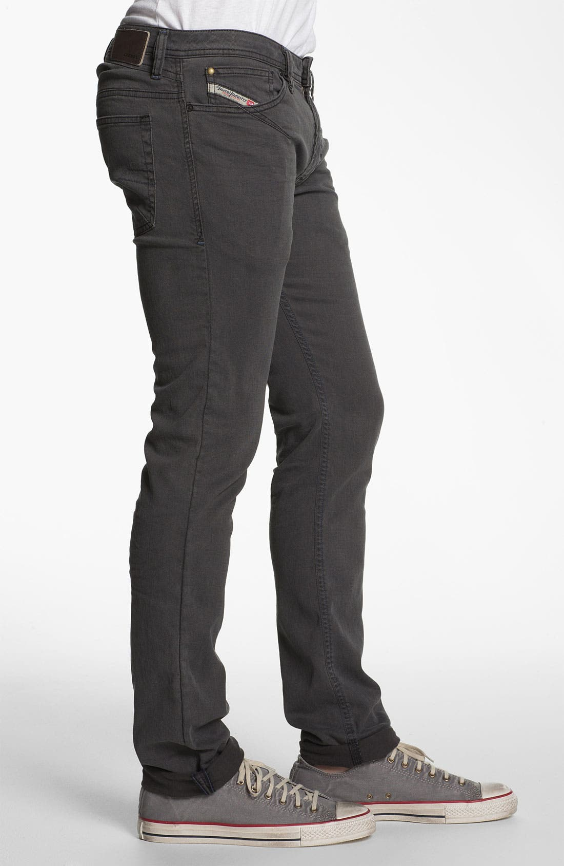 Alternate Image 3  - DIESEL® 'Shioner' Slim Straight Leg Jeans