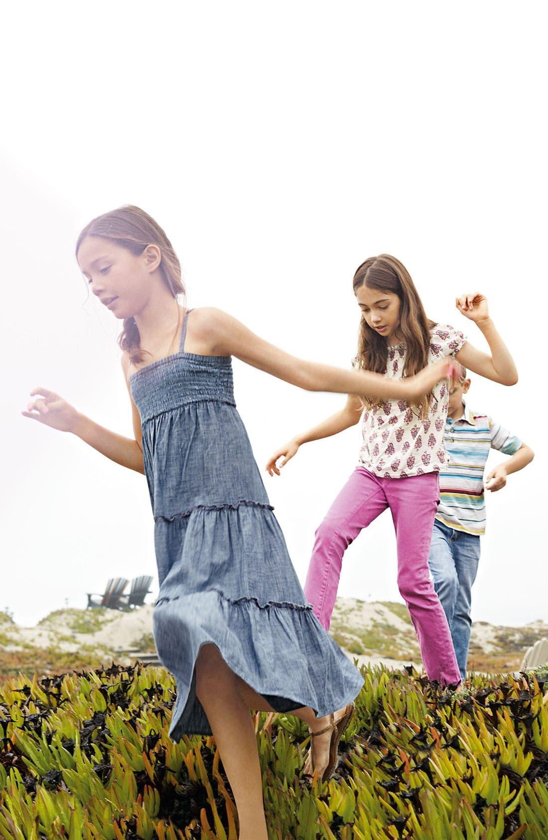 Alternate Image 2  - Peek 'Alise' Top (Toddler, Little Girls & Big Girls)