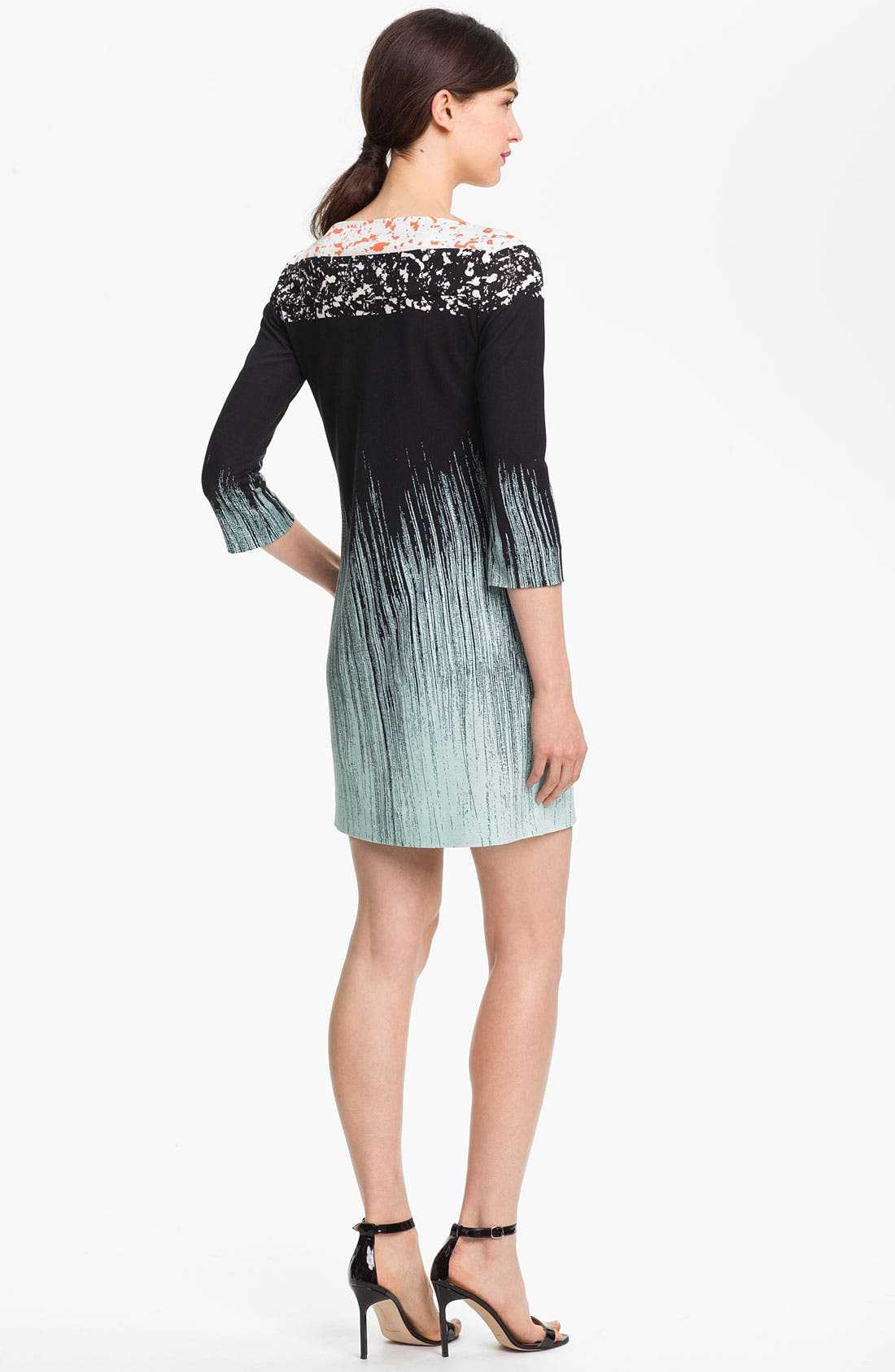 Alternate Image 2  - Diane von Furstenberg 'Ruri' Silk Shift Dress