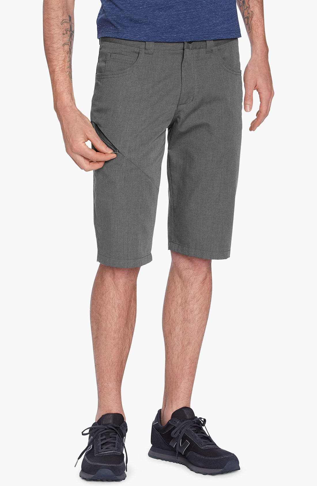 Alternate Image 1 Selected - Nau 'Motil' Shorts