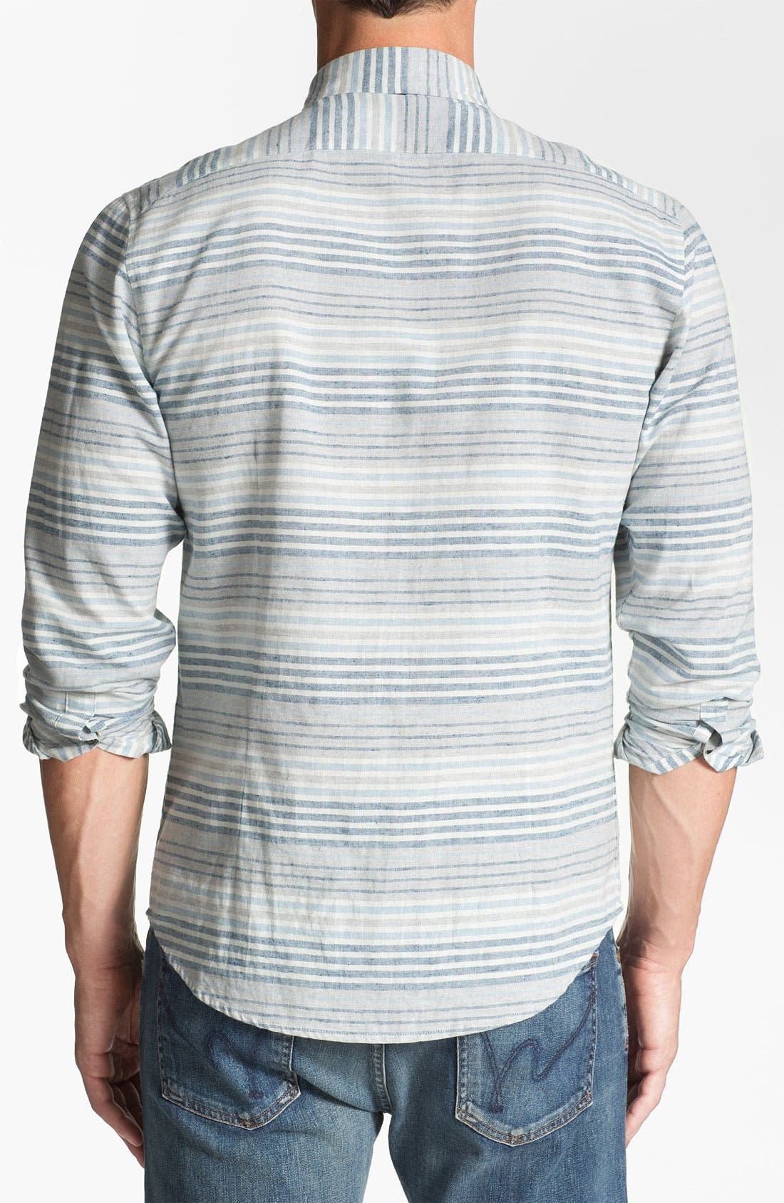 Alternate Image 2  - W.R.K 'Augusta' Trim Fit Sport Shirt