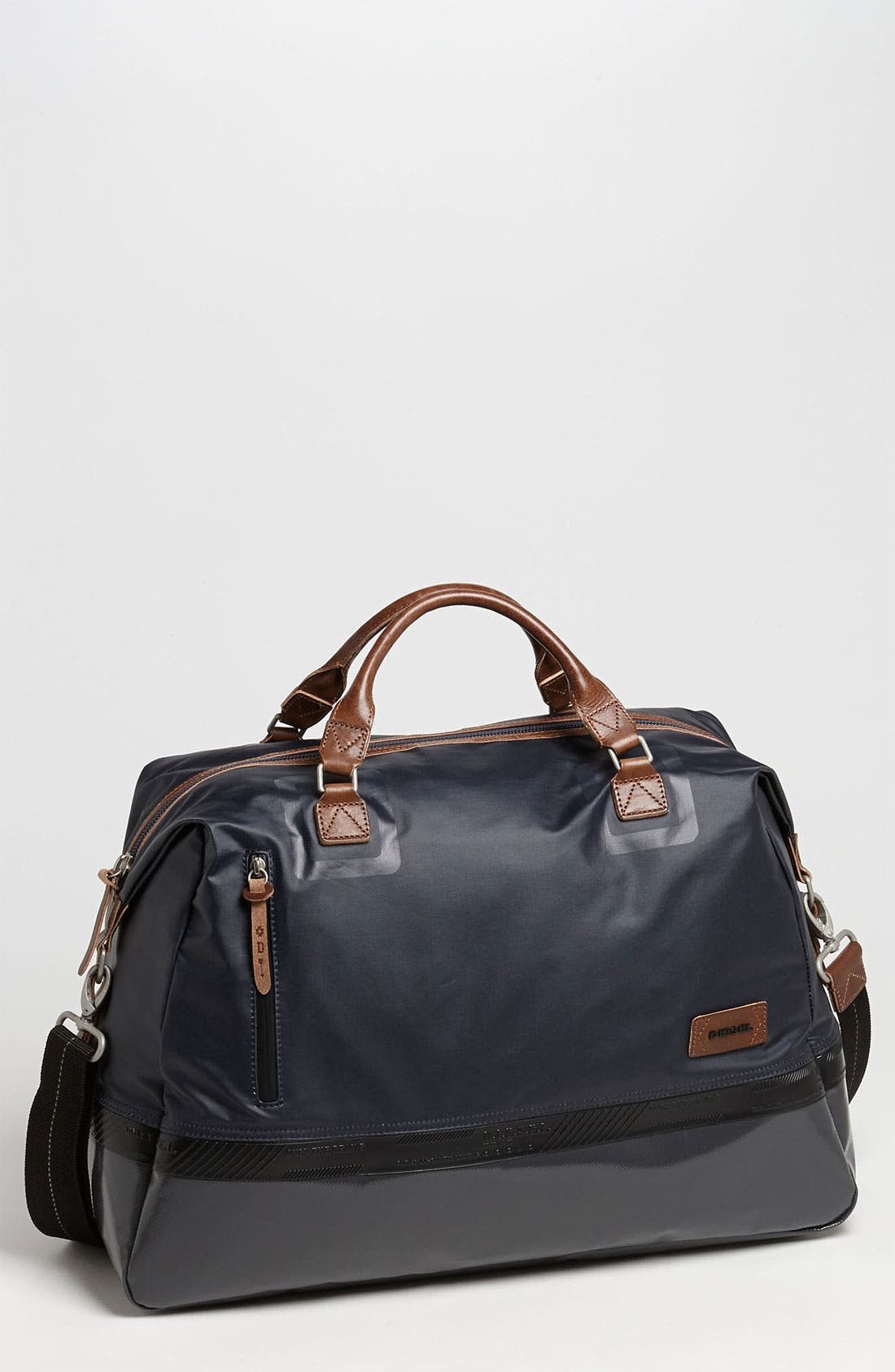 Alternate Image 1 Selected - DIESEL® 'Rubber Hub' Duffel Bag