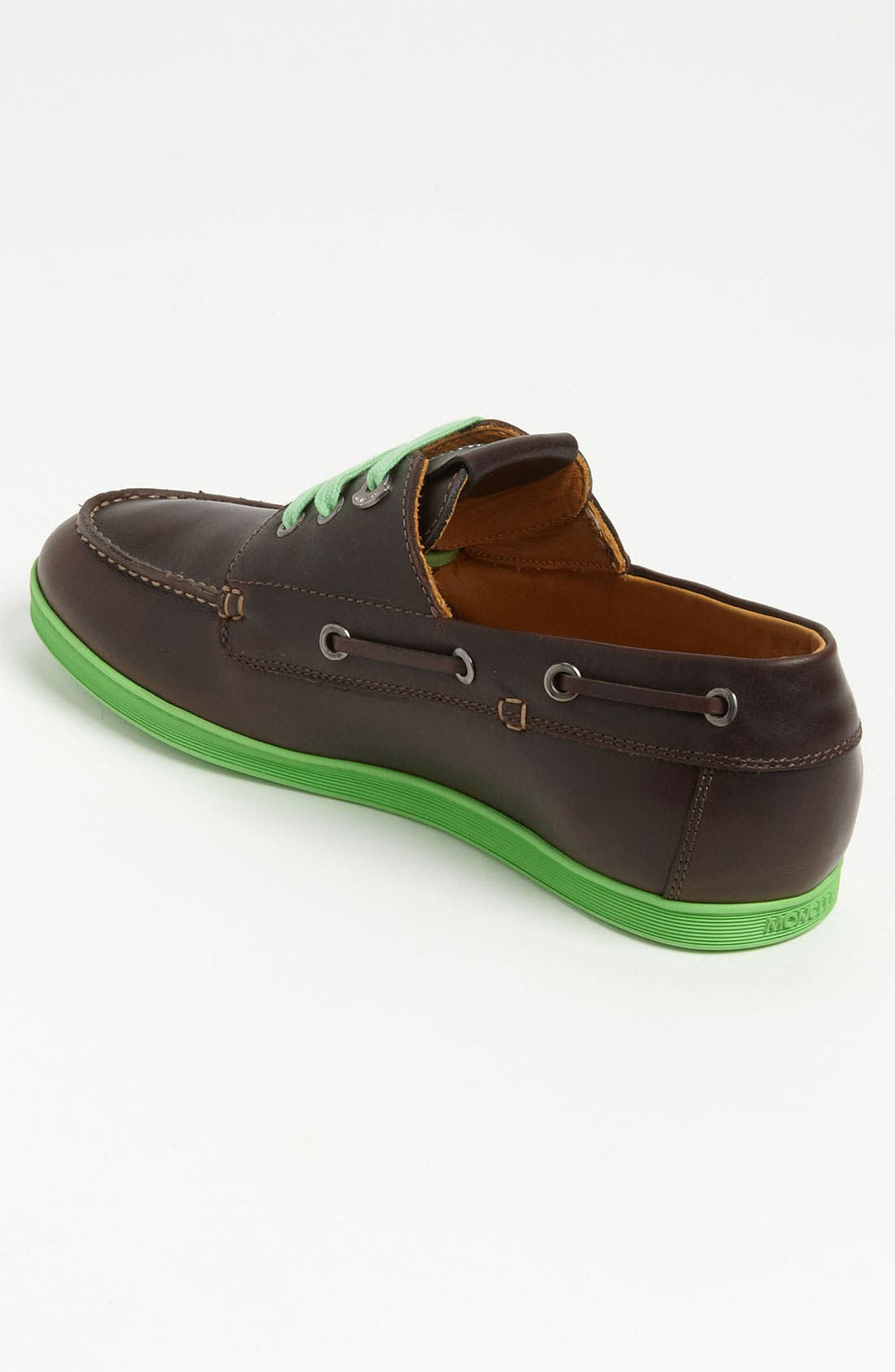 Alternate Image 2  - Moncler 'Guadeloupe' Boat Shoe