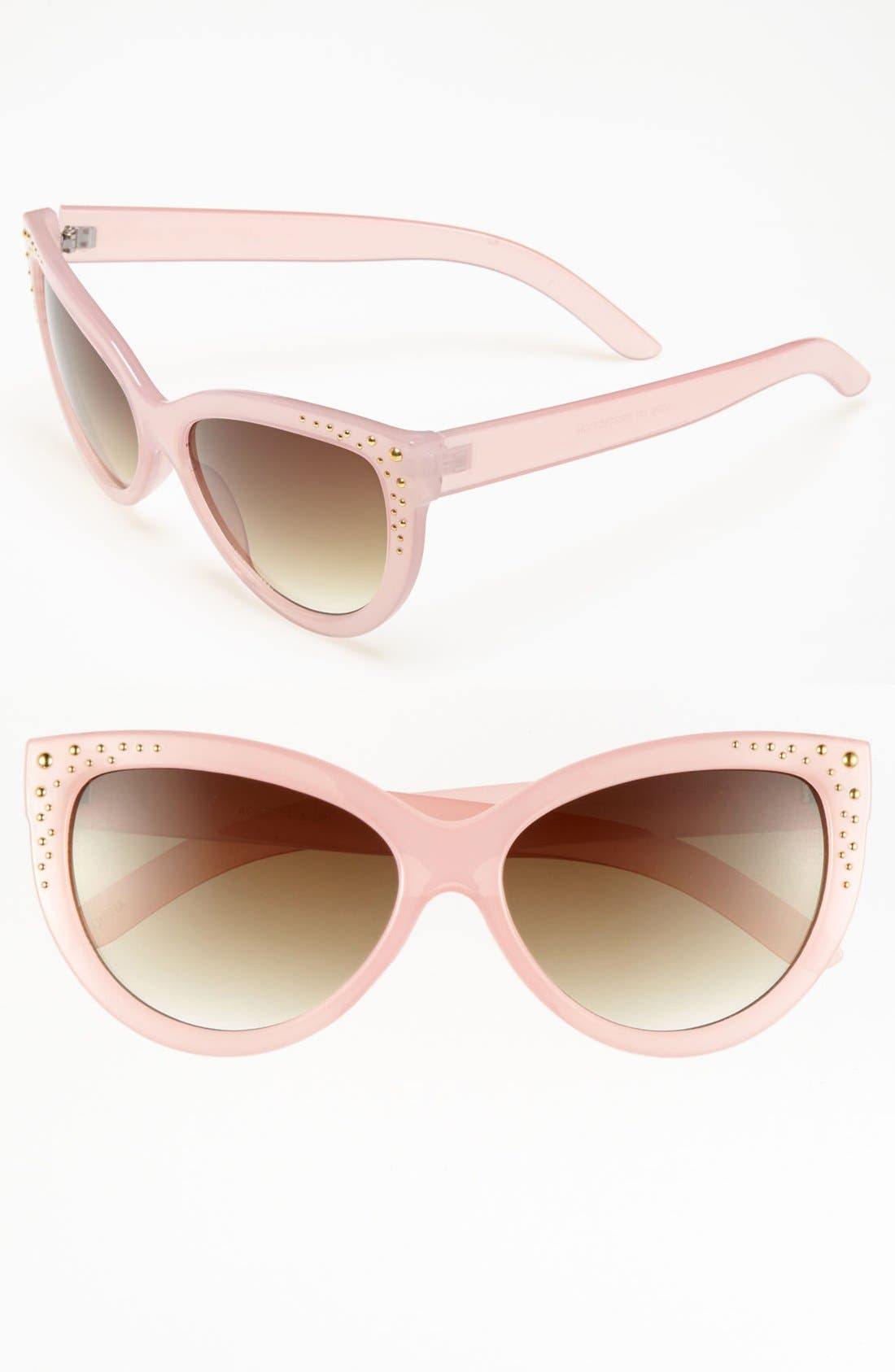 Alternate Image 1 Selected - FE NY 'Elvira' Sunglasses