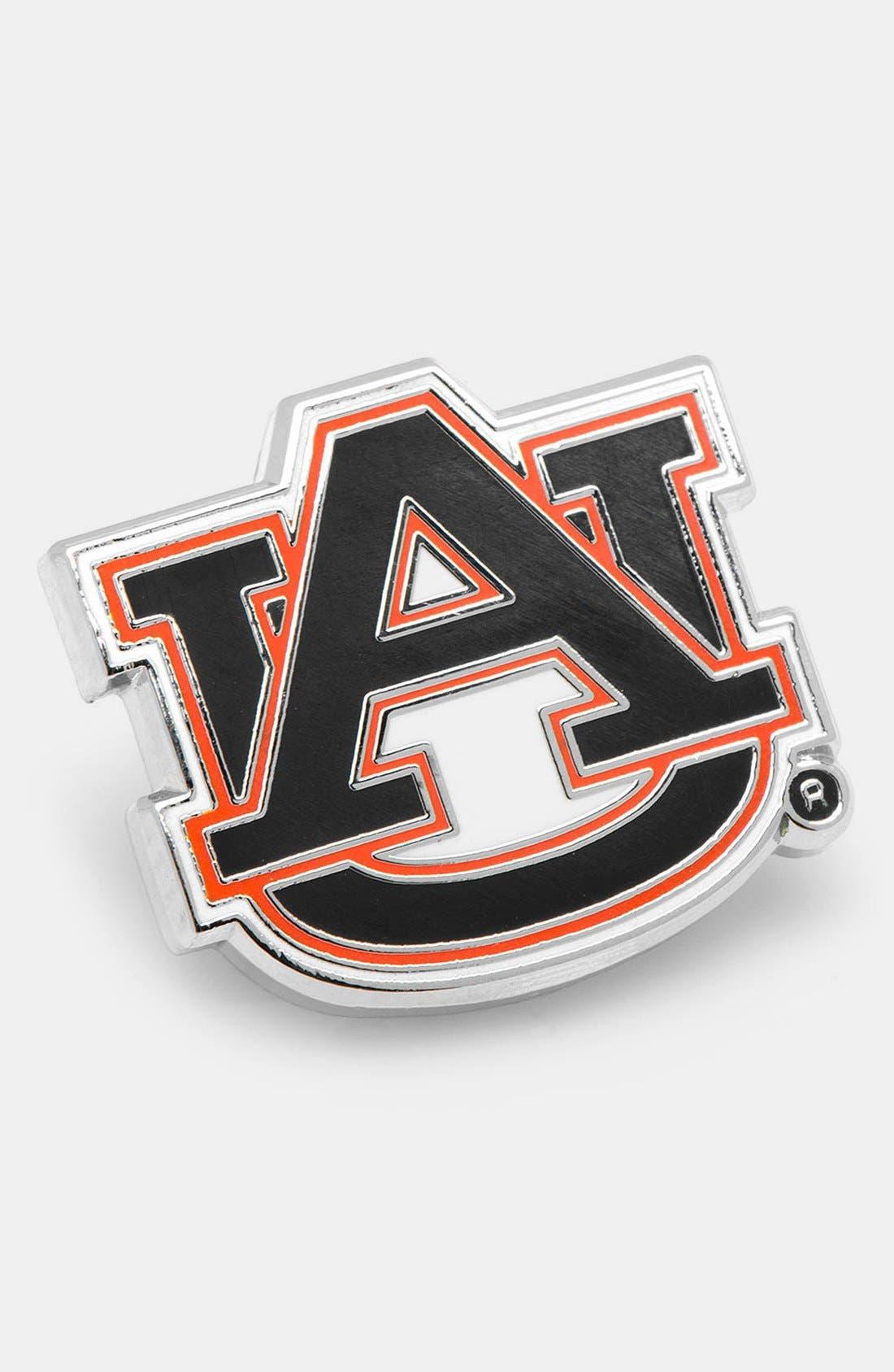 Alternate Image 1 Selected - Cufflinks, Inc. 'Auburn Tigers' Lapel Pin