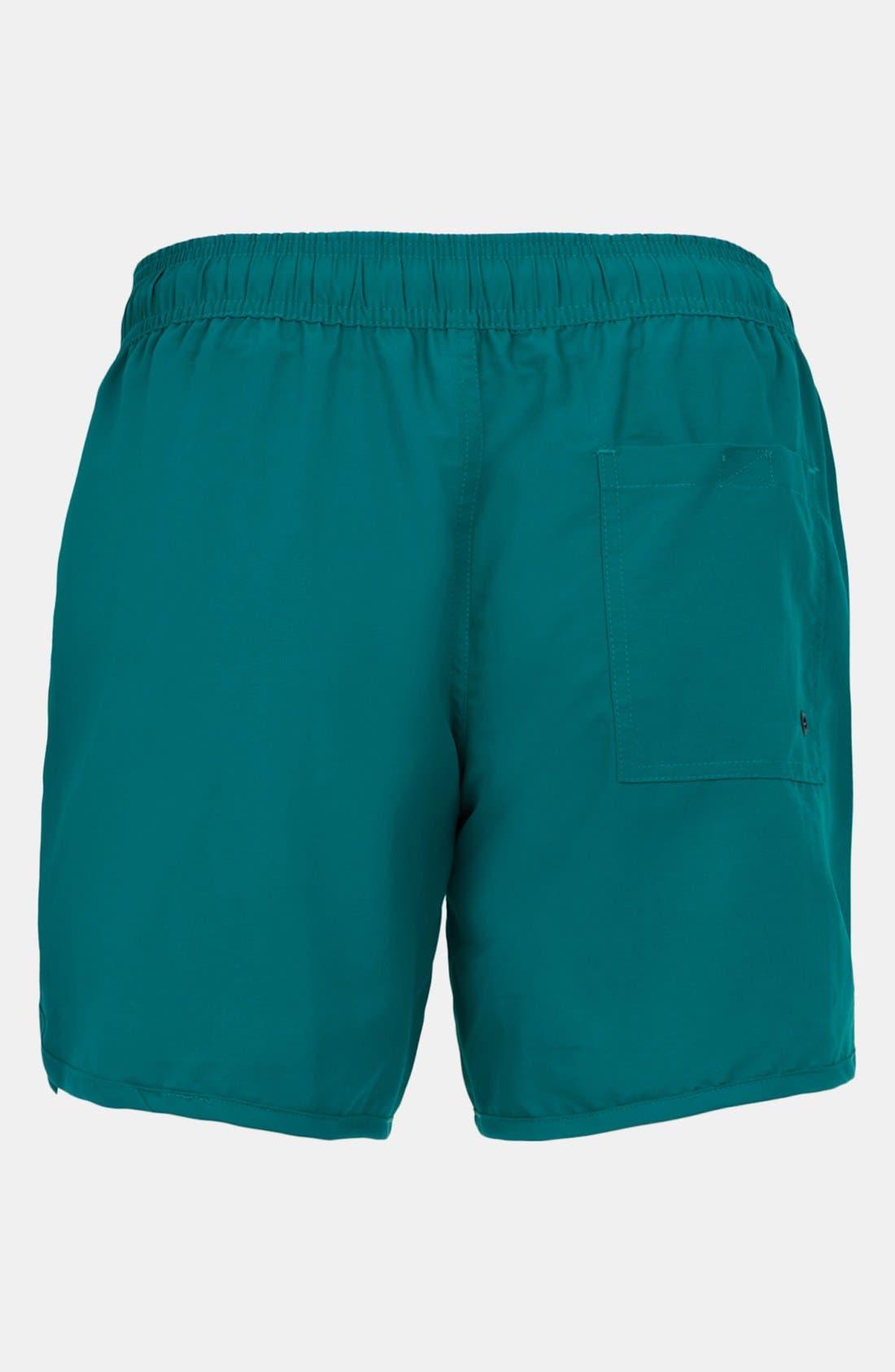 Alternate Image 2  - Topman 'Cornwall' Swim Trunks