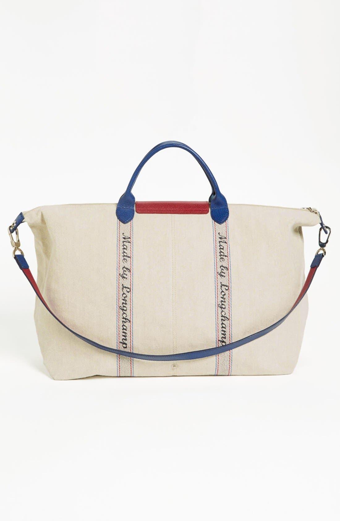 Alternate Image 4  - Longchamp 'Made by Longchamp' Travel Tote