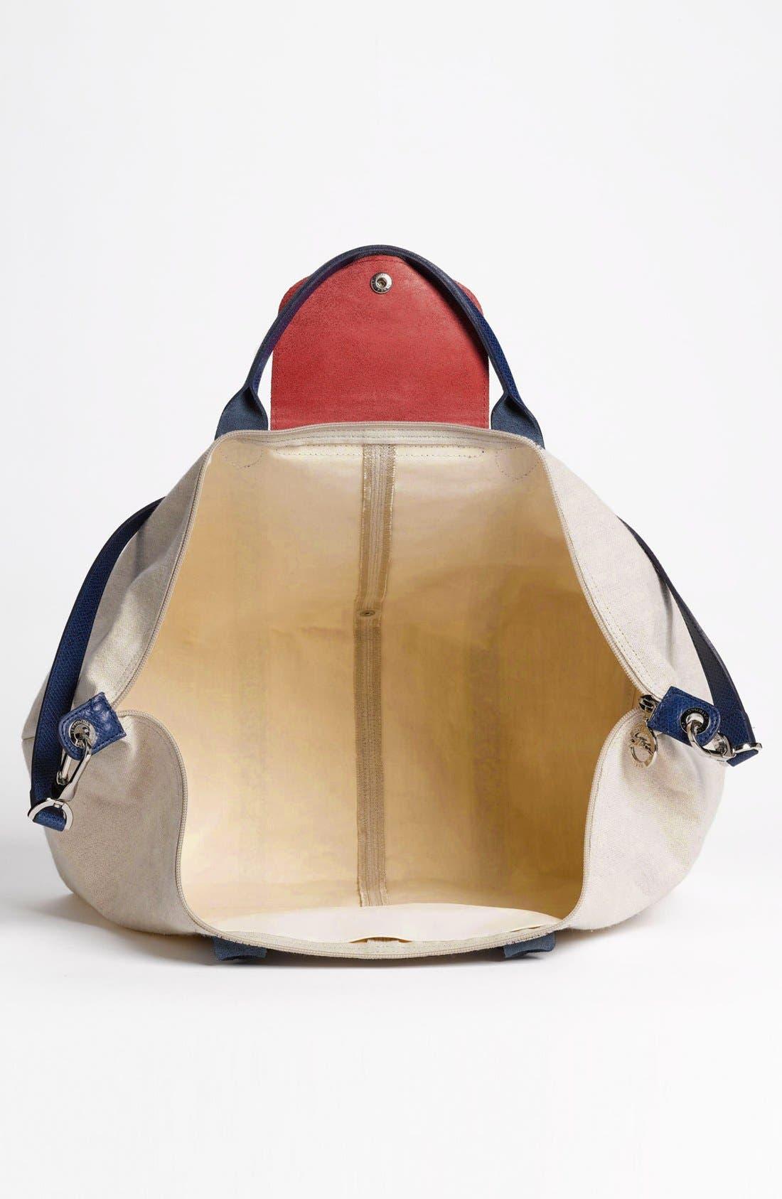 Alternate Image 3  - Longchamp 'Made by Longchamp' Travel Tote
