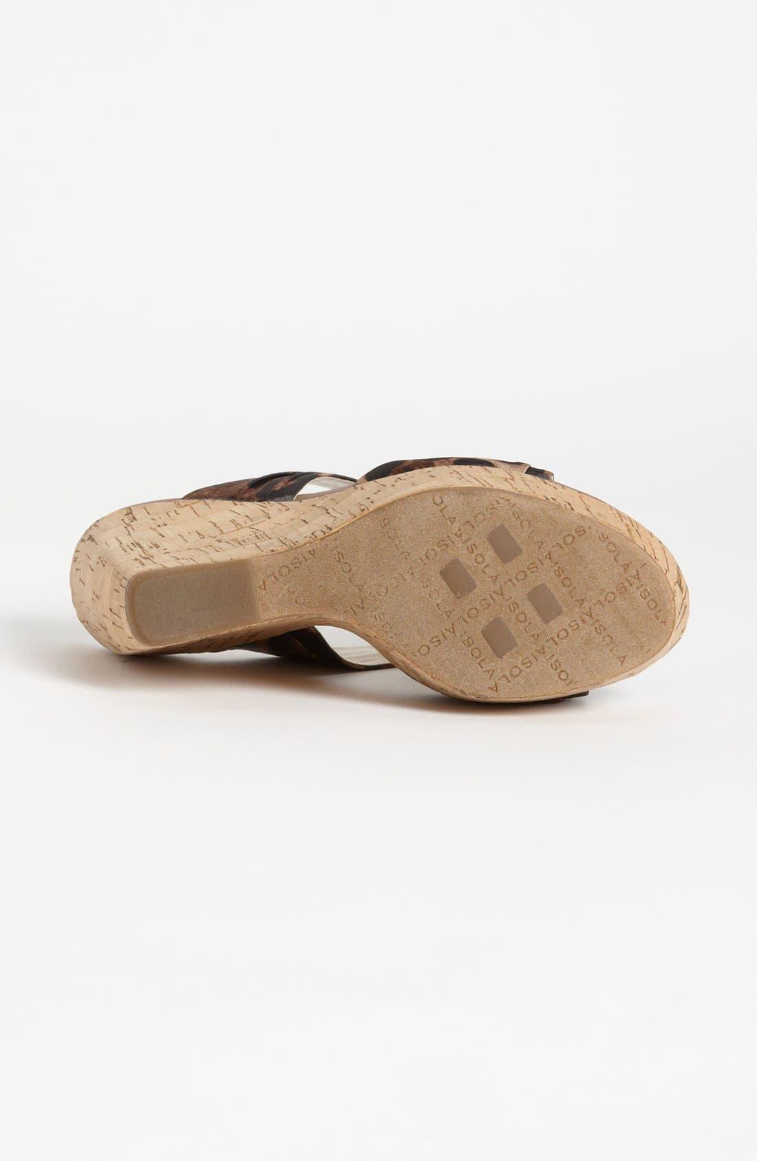 Alternate Image 4  - Isolá 'Oma' Sandal