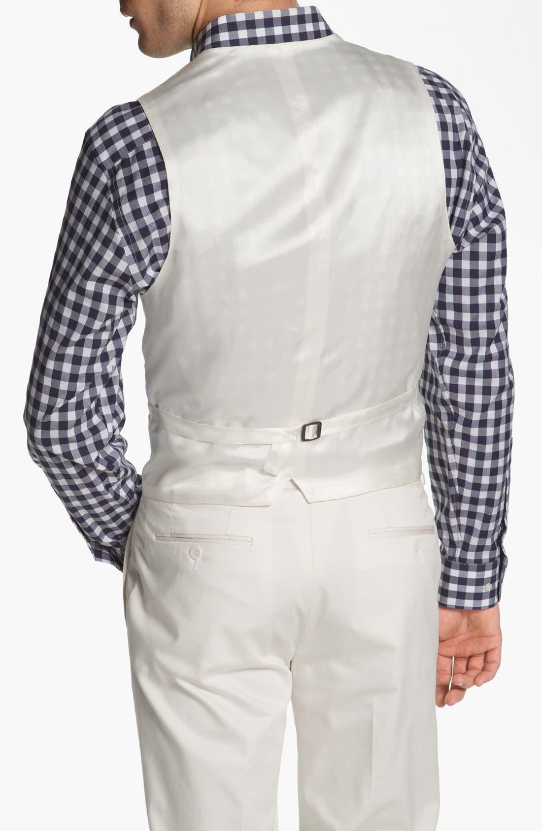 Alternate Image 2  - John Varvatos Star USA 'Gibson' Vest