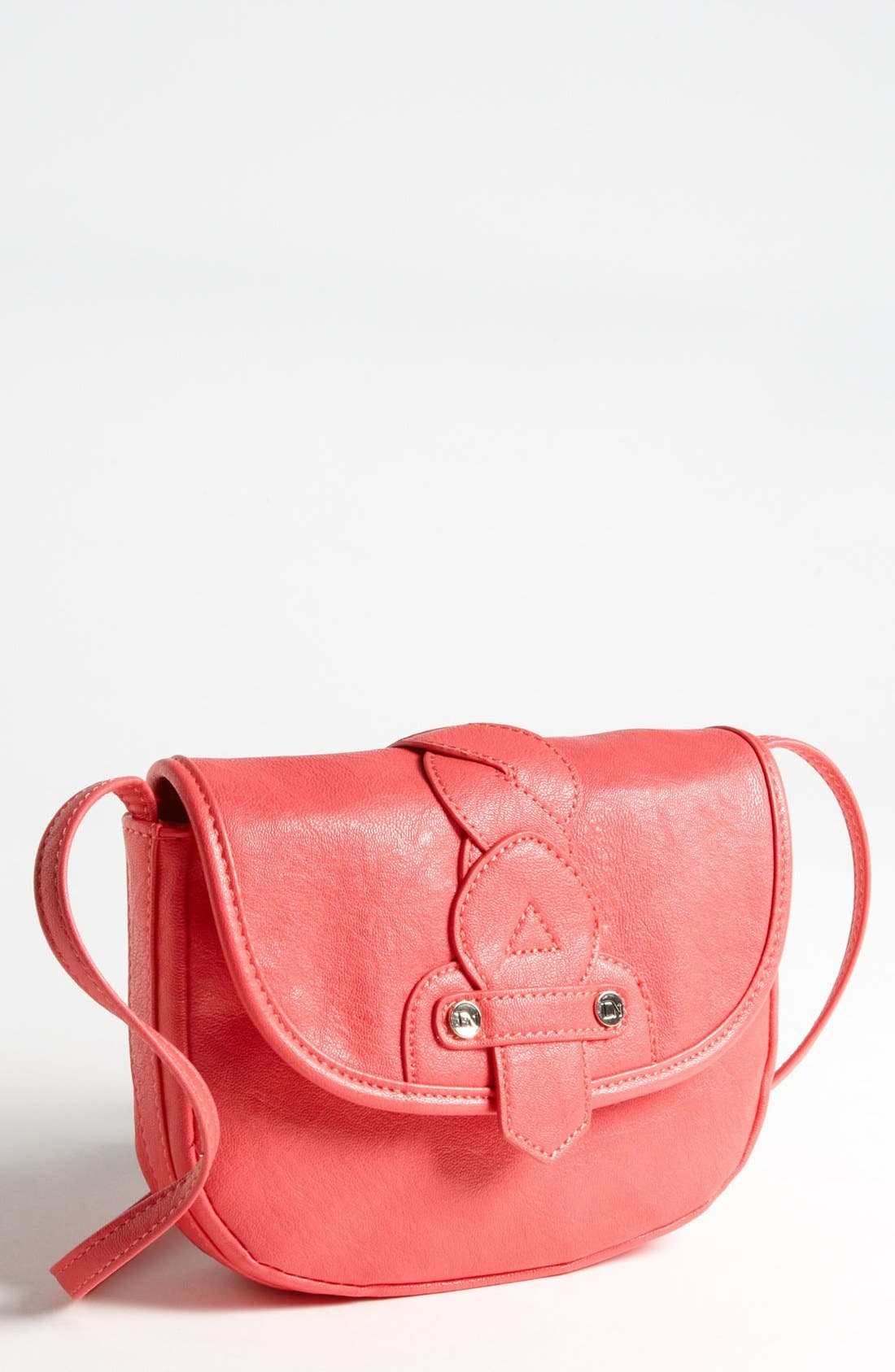 Alternate Image 1 Selected - Danielle Nicole 'Nola' Faux Leather Crossbody Bag