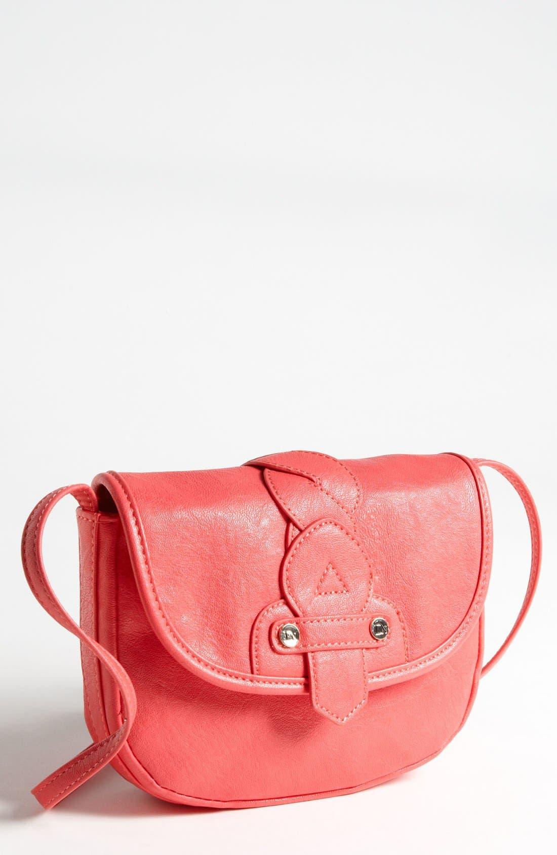 Main Image - Danielle Nicole 'Nola' Faux Leather Crossbody Bag