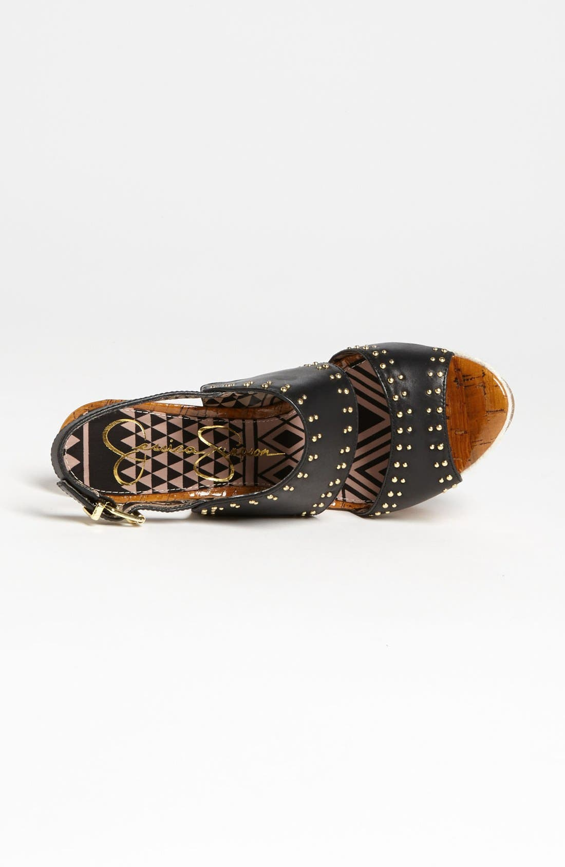 Alternate Image 3  - Jessica Simpson 'Geno' Sandal