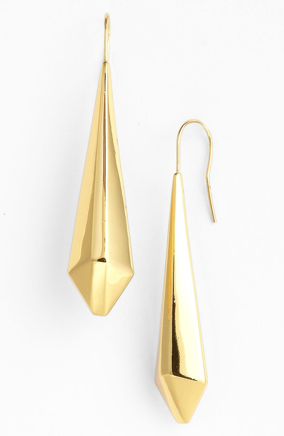 Alternate Image 1 Selected - Vince Camuto Linear Earrings