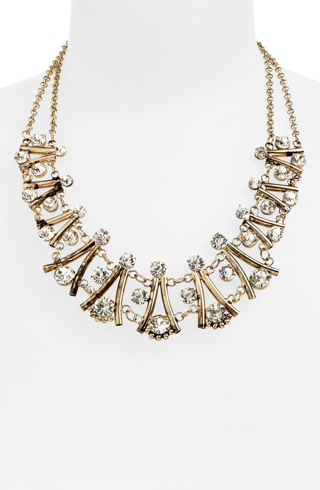 Alternate Image 1 Selected - Panacea Crystal Collar Necklace