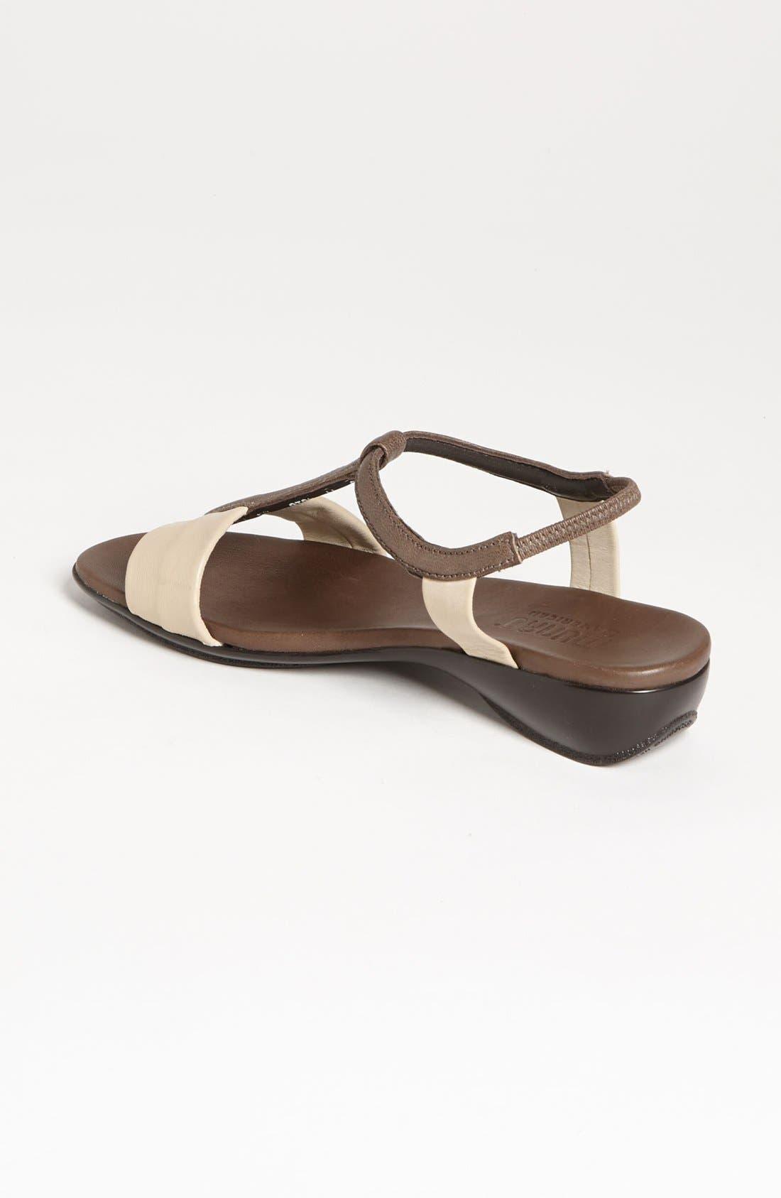 Alternate Image 2  - Munro 'Faran' Sandal (Special Purchase)