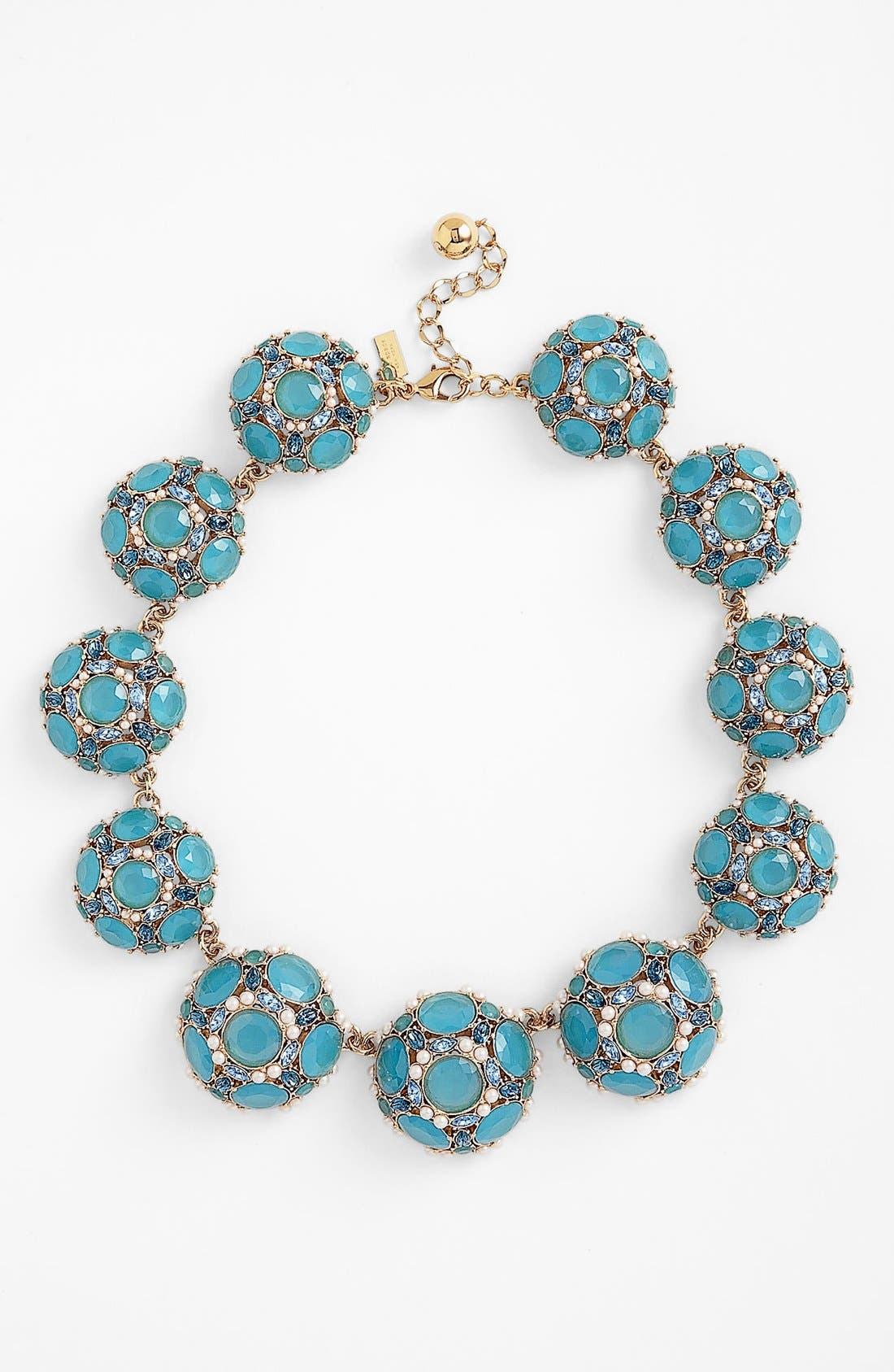 Alternate Image 1 Selected - kate spade new york 'belle fleur' collar necklace