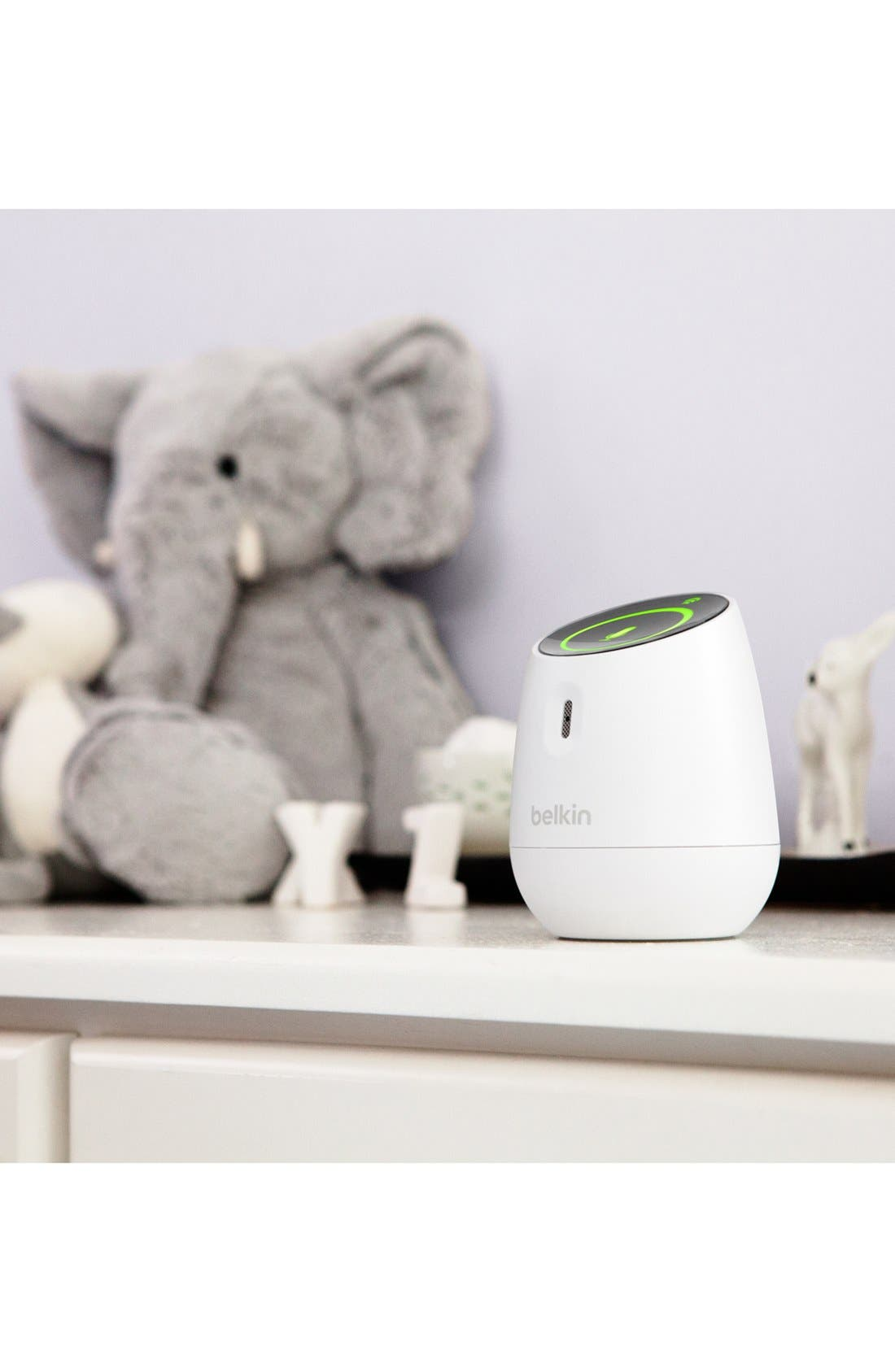 Alternate Image 4  - Belkin 'WeMo' Baby Monitor