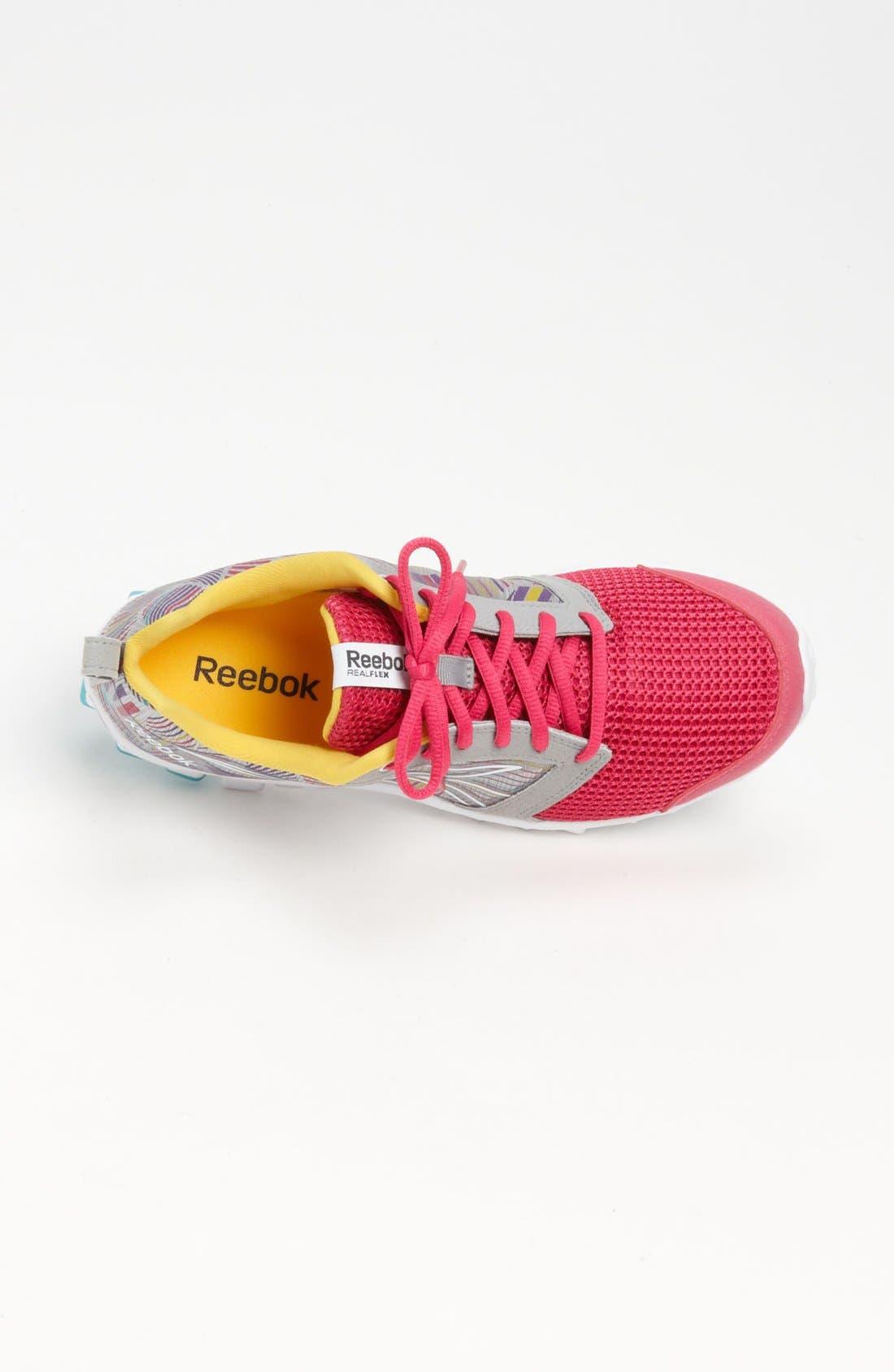 Alternate Image 3  - Reebok 'RealFlex Scream 2.0' Running Shoe (Women)