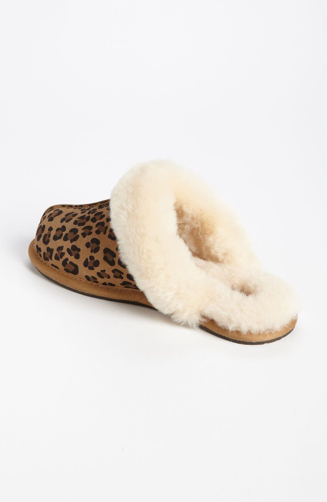 Alternate Image 2  - UGG® Australia 'Scuffette II - Leopard' Slipper (Women)