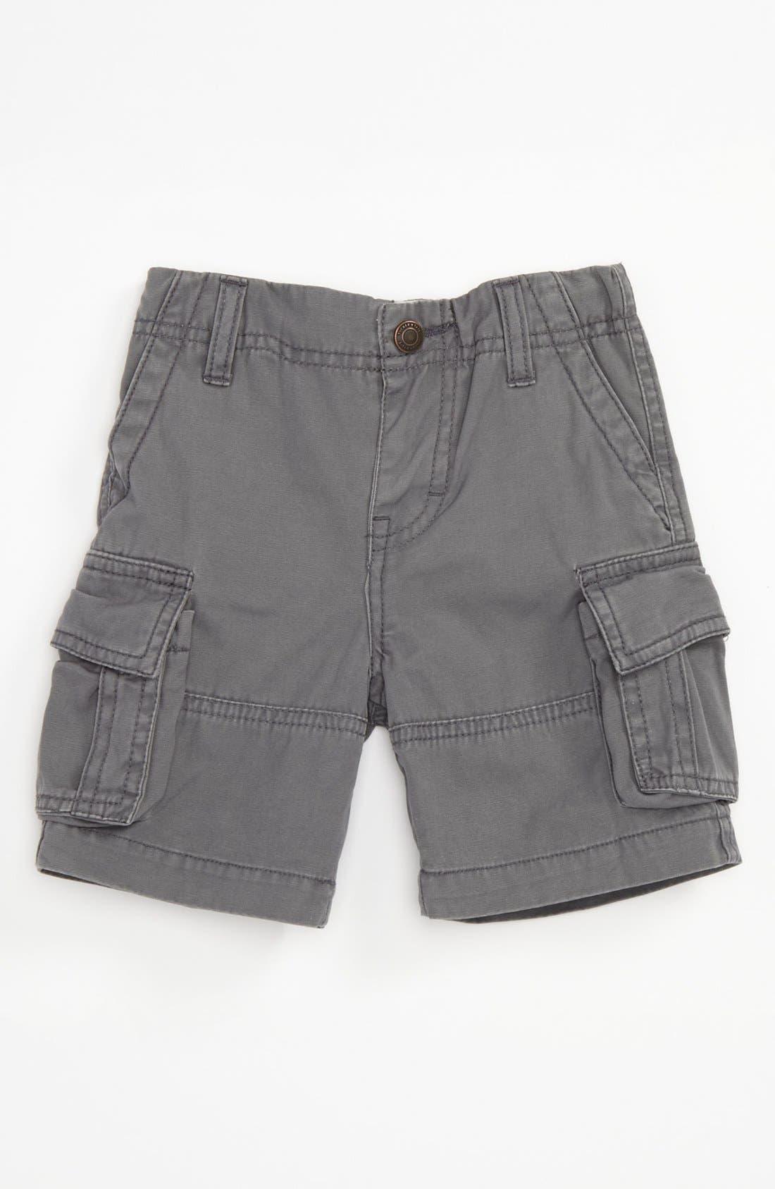 Main Image - Tucker + Tate Cargo Shorts (Baby)