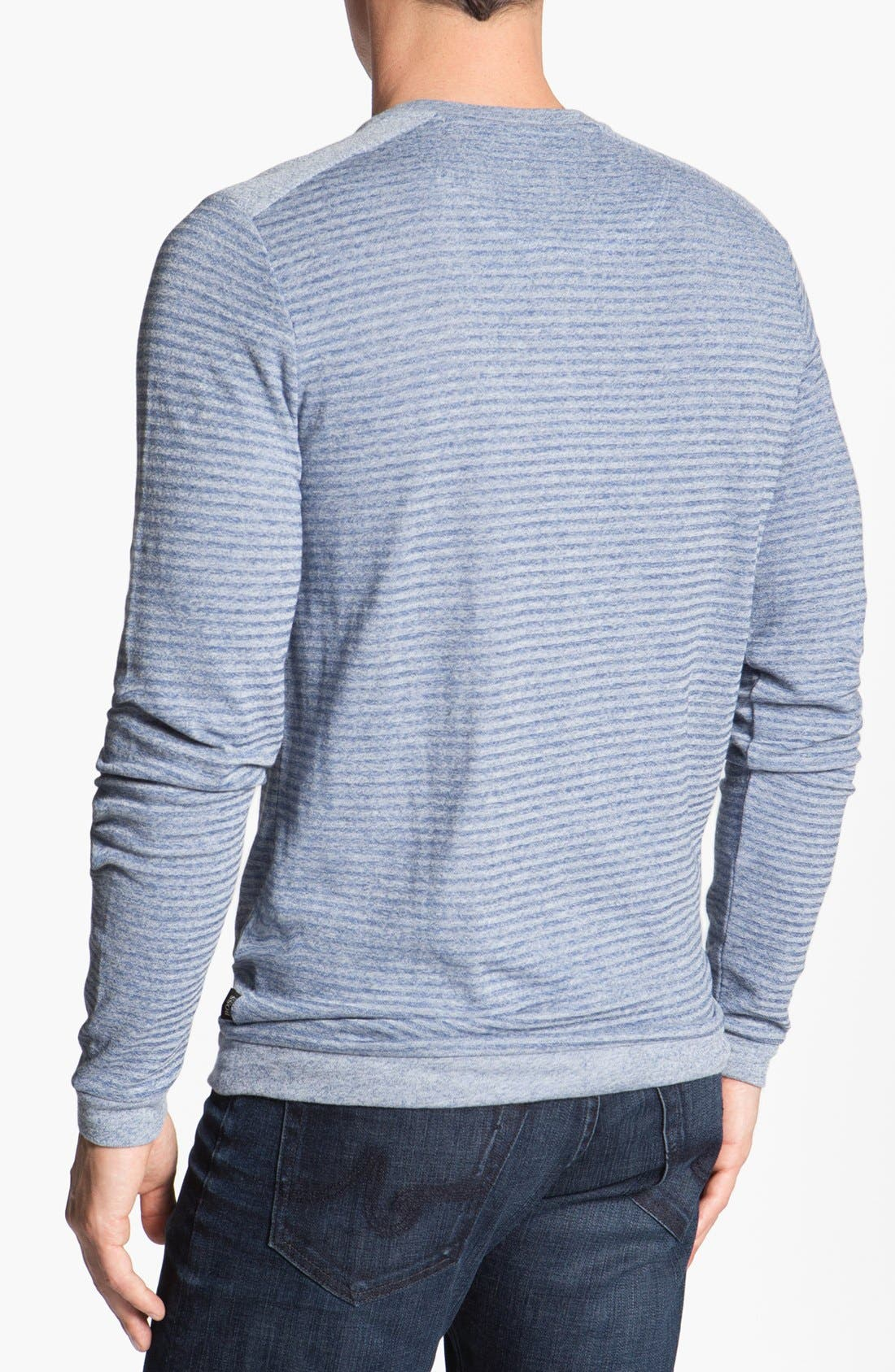 Alternate Image 2  - BOSS HUGO BOSS 'Abruzzi' Slim Fit Long Sleeve T-Shirt